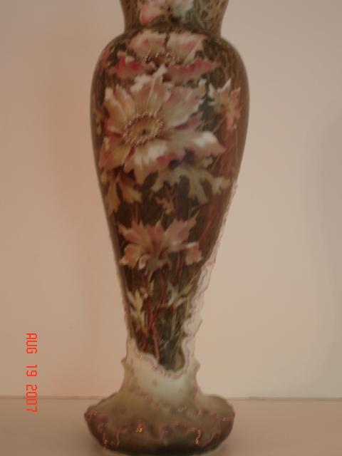 Wavecrest vase