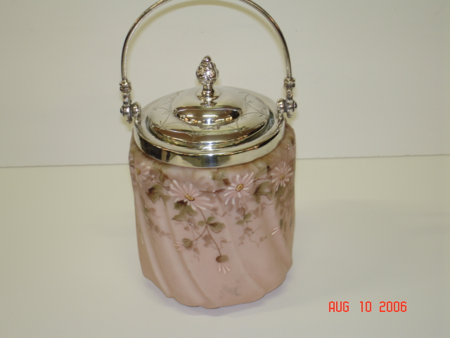 Biscuit jar