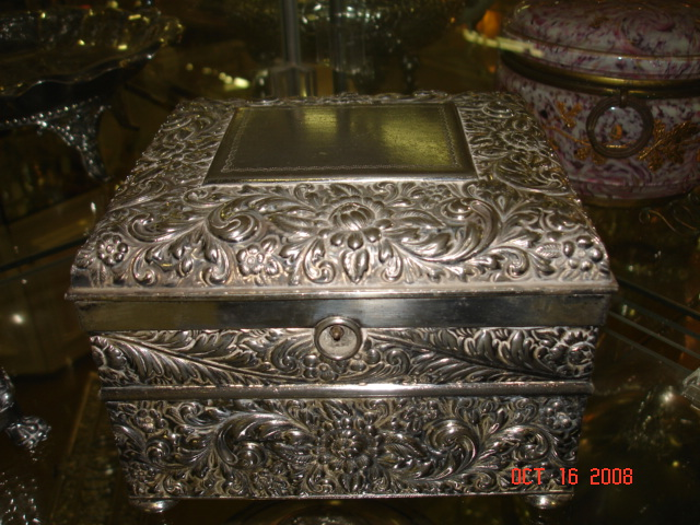 Jewel casket